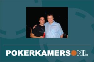 Avy Rijnbergen en Tony G (WSOP)