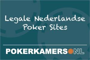 Pokeren Online bij Legale Nederlandse Poker Sites