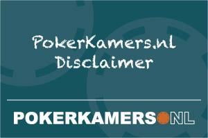 PokerKamers.nl Disclaimer