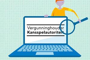 Vergunninghouders Nederlandse Kansspelautoriteit (KSA)